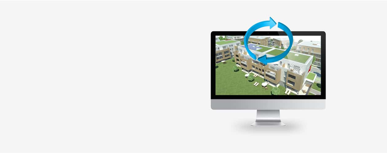 Visualisez votre programme en 3D Interactive